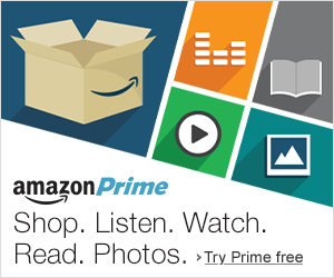 Amazon Prime Free Trial-30 Days