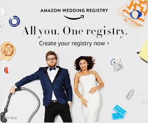Amazon Wedding Registry Deal