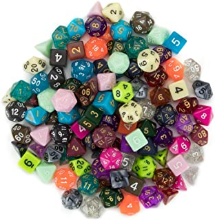 Multi Dice Sets for Sale Pack of Dice Amazon