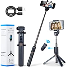 Best Tripod Stand with Wireless Remote and Selfie Stick