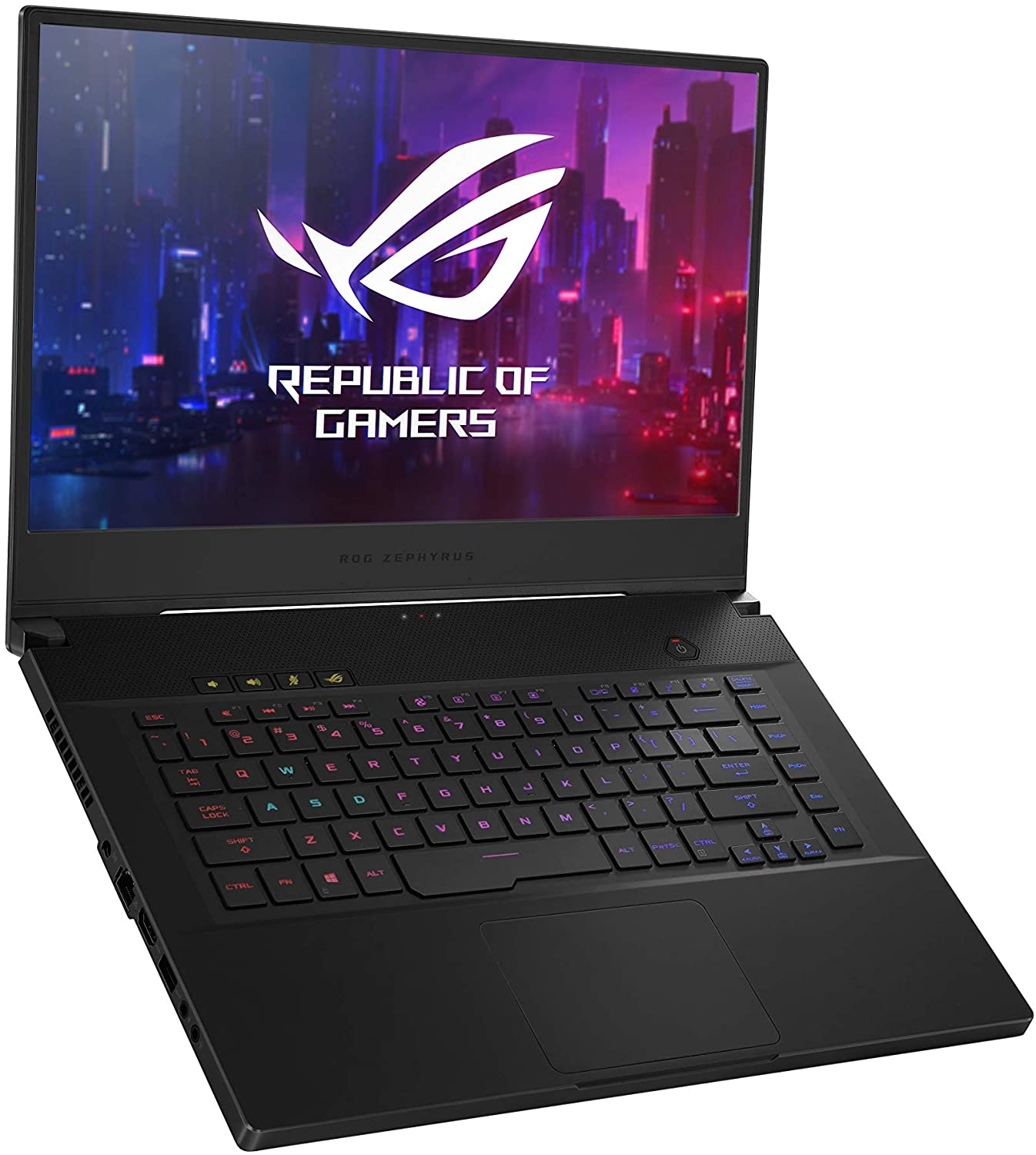 ASUS ROG Zephyrus M Thin and Portable Gaming Laptop