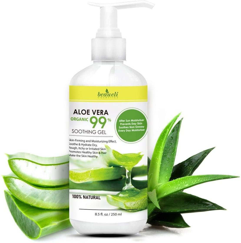 Save 12% on Beaueli Aloe Vera gel