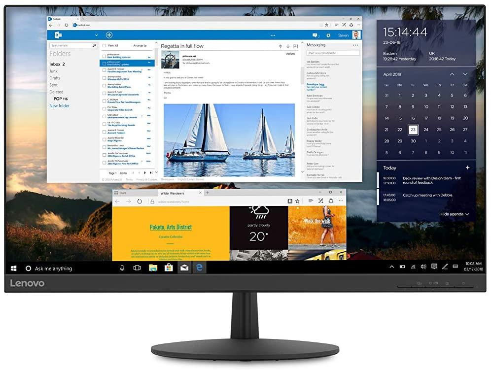 Save 7% on Lenovo L27q-30 27-inch QHD Monitor