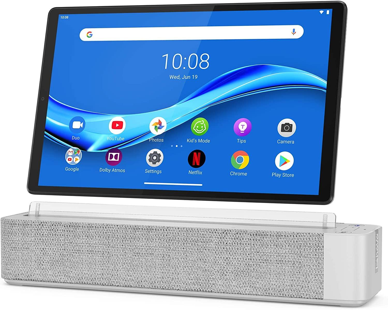 Save $10 on Lenovo Smart Tab M10 Plus