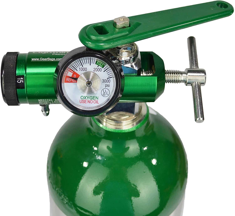 Save 17% on Lightning X O2 Mini Oxygen Regulator