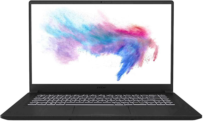 MSI Modern 15A10M 15.6-inch Laptop
