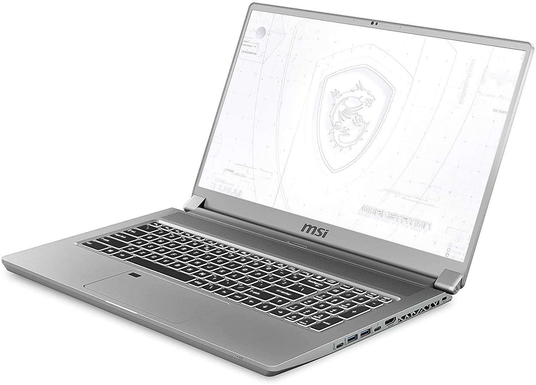 MSI WS75 10TK-468 Mobile Workstation i9 Laptop