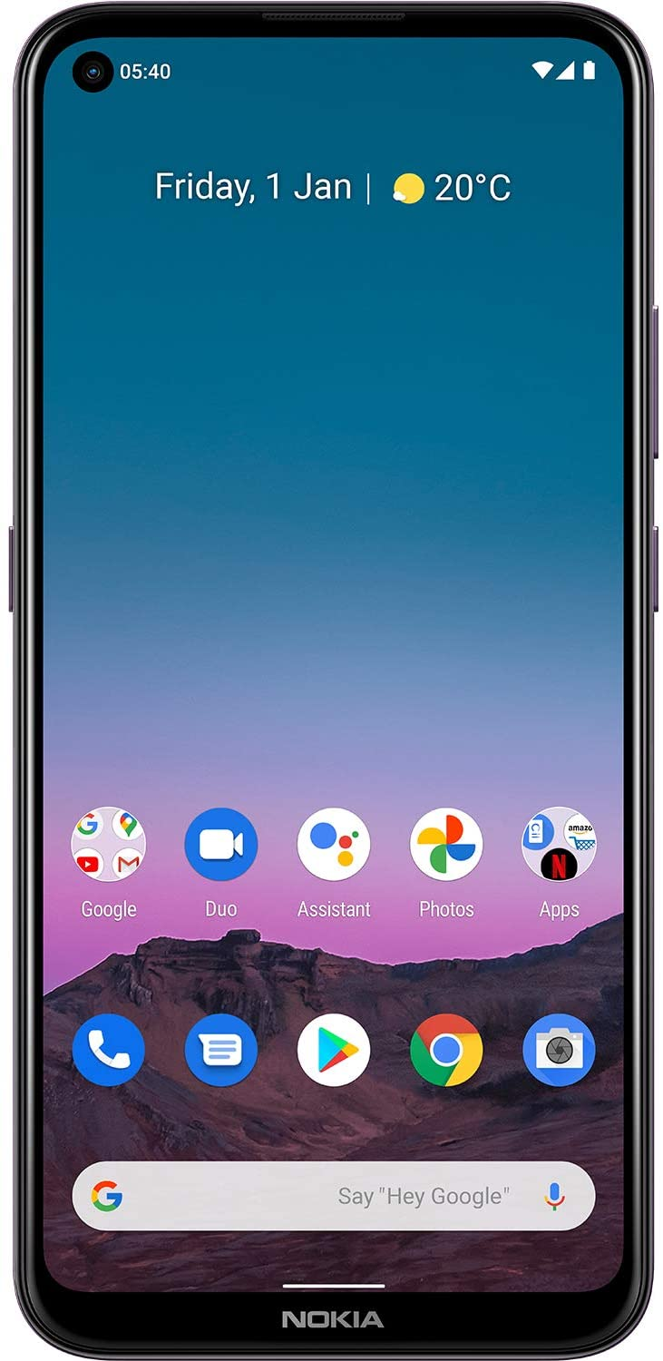 Nokia 5.4 | Android 10 | Unlocked Smartphone