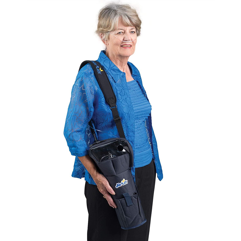 Save 5% on Roscoe Portable Oxygen Tank Comfort Shoulder Bag