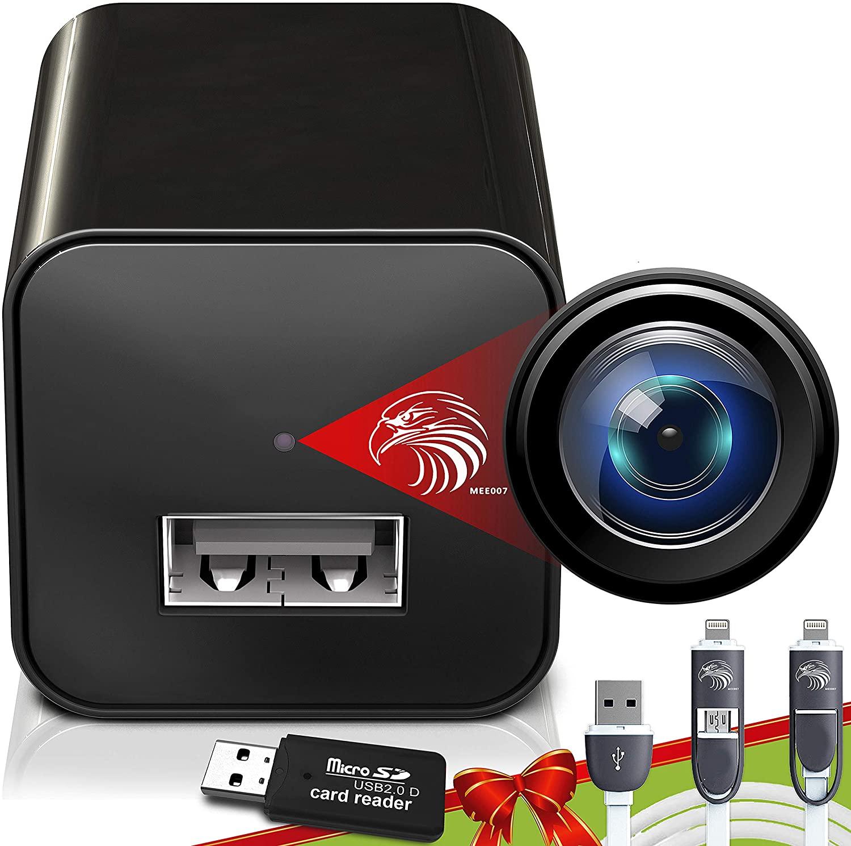 Save 7% on Spy Camera Charger – Hidden Camera – Hidden Spy Camera