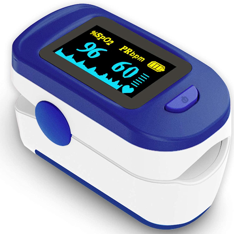Save 29% on Wellue Fingertip Blood Oxygen Saturation Monitor