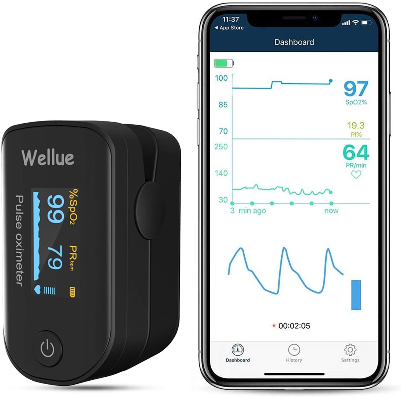 Save 25% on Wellue Fingertip Pulse Oximeter