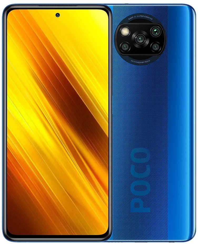 Xiaomi Poco X3 NFC M2007J20CG – Smartphone 6 GB + 128 GB