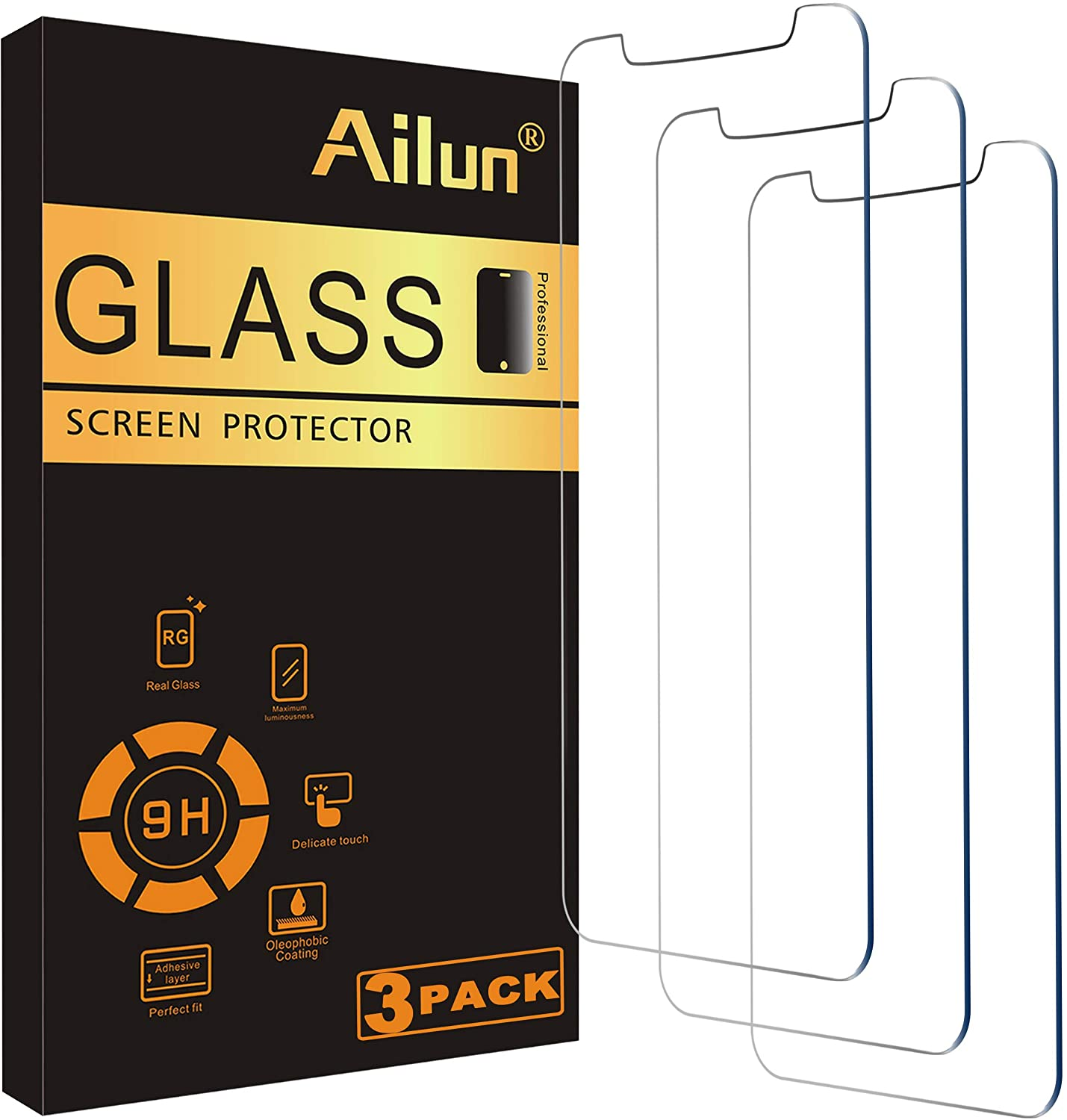 Save 25% on iPhone XS, iPhone X, iPhone 11 Pro Screen Protector