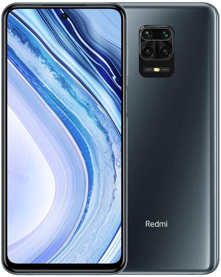 Redmi Note 9 Pro-6 GB+128 GB, 64 MP AI Quad Camera, 5020 mAh