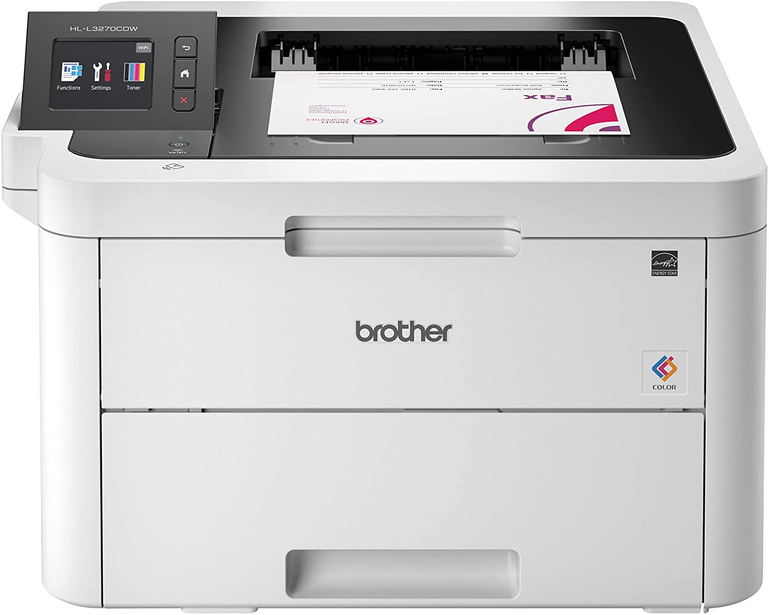 Save $130 on Brother HL-L3270CDW Wireless Digital Color Printer
