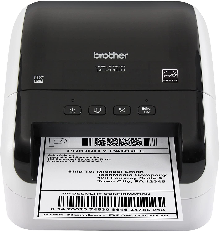 Brother QL-1100 Professional Thermal Label Printer