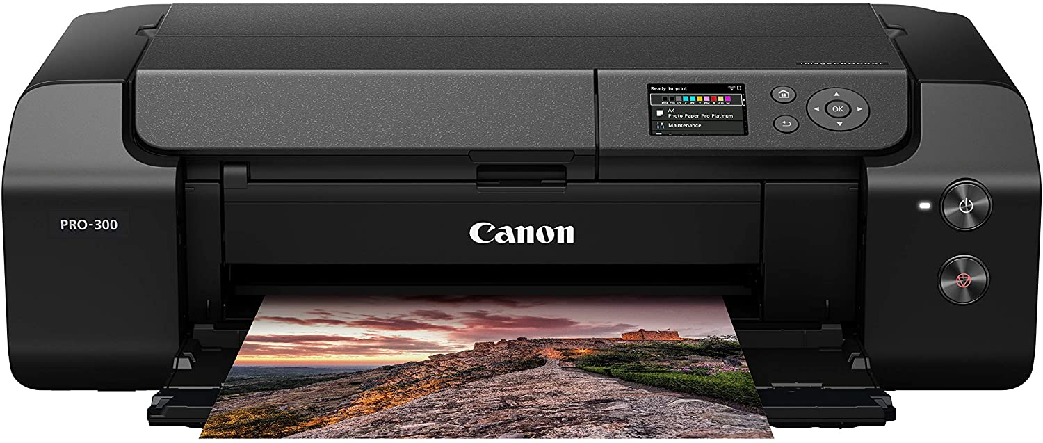 Canon imagePROGRAF PRO-300 Wireless Color Printer