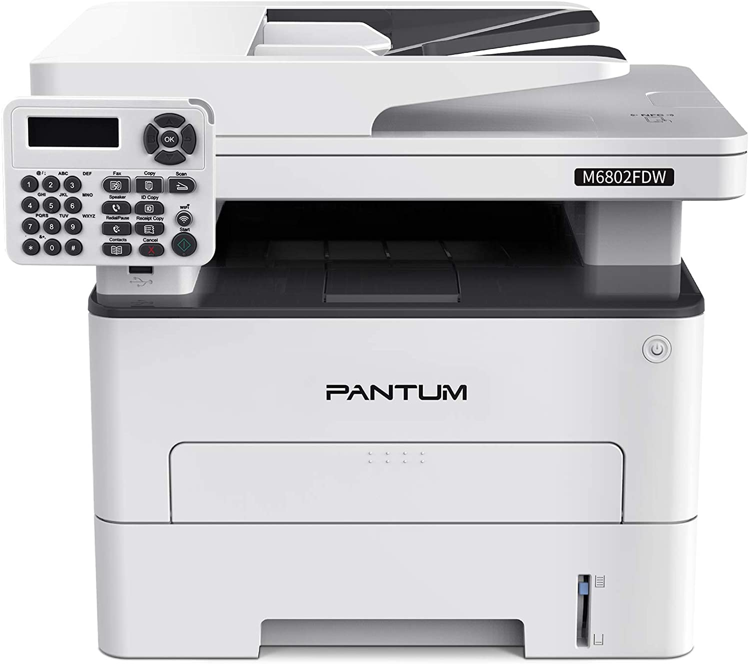 Save $30 on Pantum M6802FDW Wireless Laser Printer Scanner
