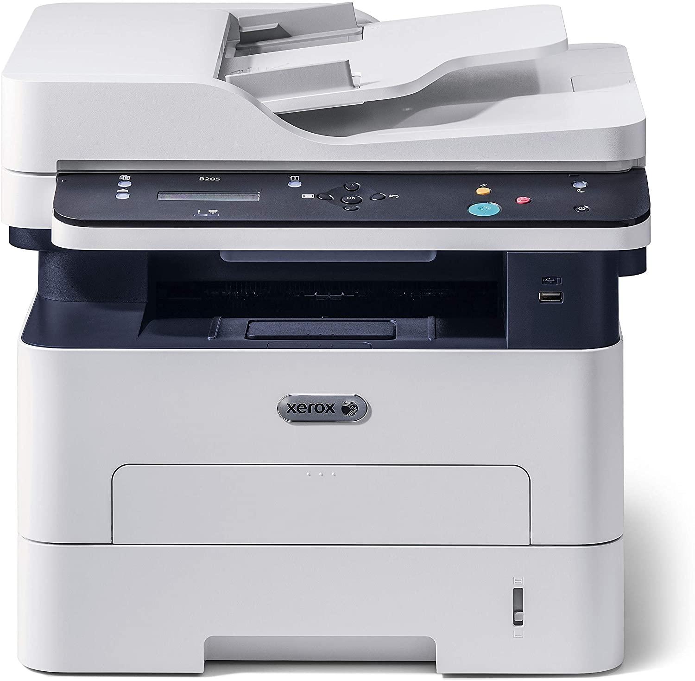 Xerox B205NI Monochrome Multifunction Printer, White