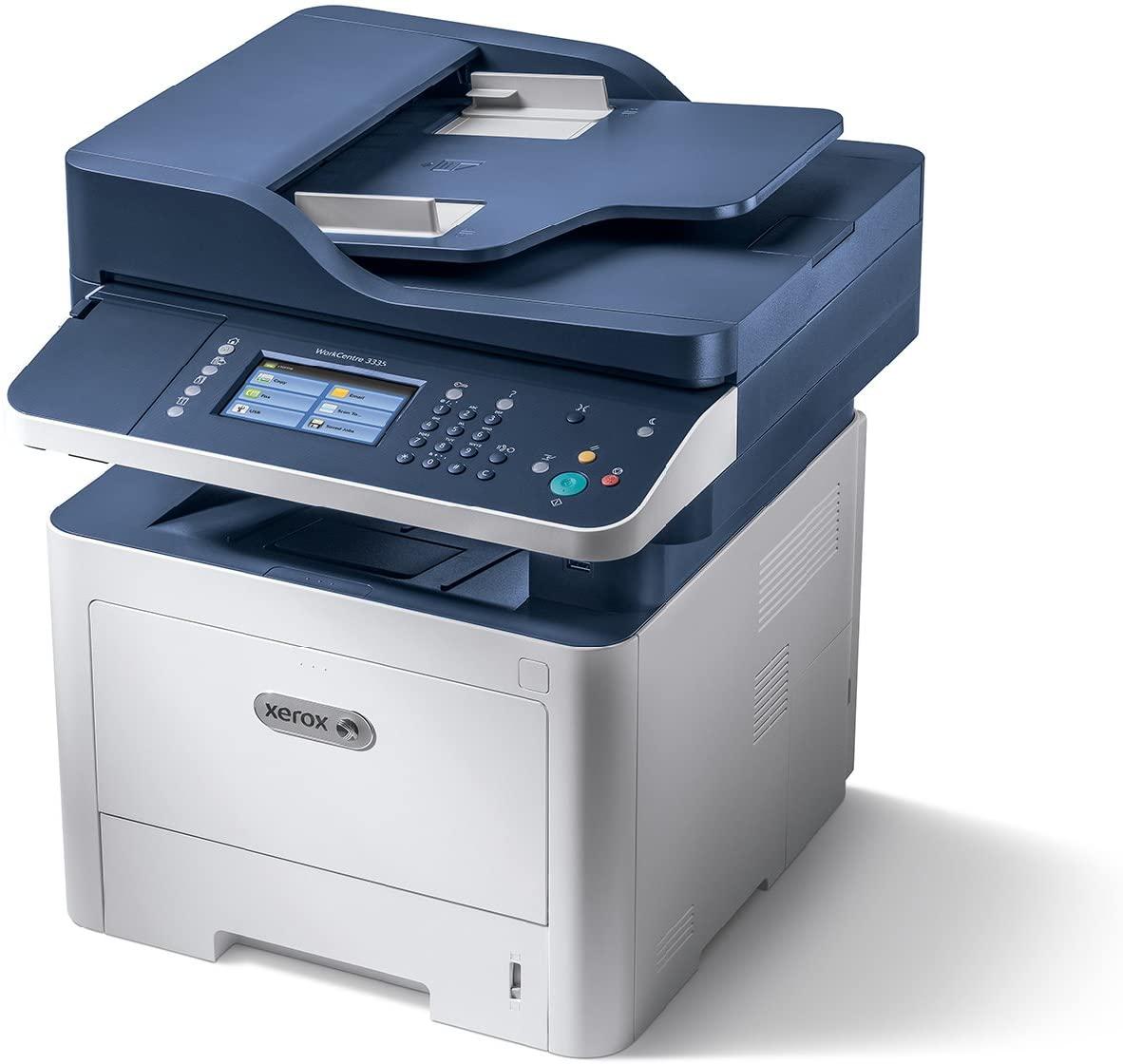 Xerox WorkCentre 3335 DNI Monochrome Multifunction Printer