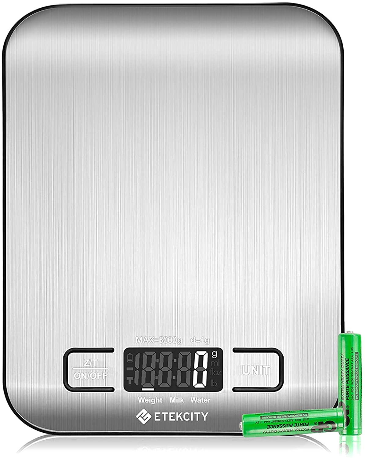 Save 22% on Etekcity Kitchen Scale, Digital Grams and Ounces for Weight