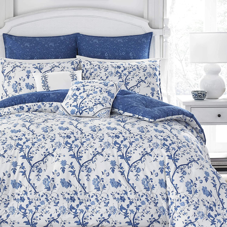 Save $50 on Laura Ashley Home All Season Premium Bedding Set