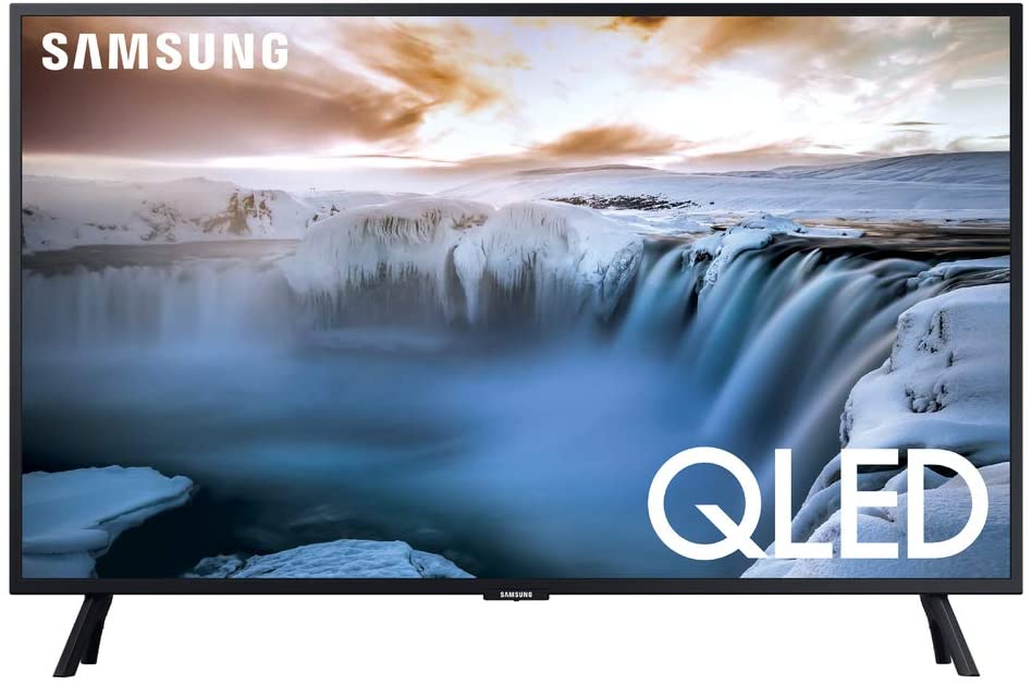 Save $52 on SAMSUNG Flat 32″ QLED 4K 32Q50 Series Smart TV