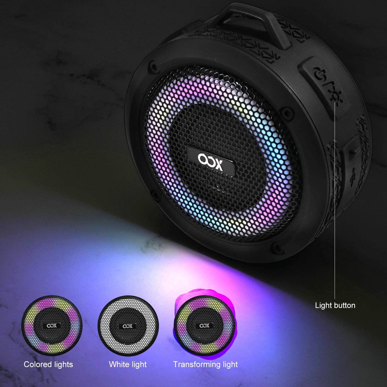 Save 35% on Waterproof Bluetooth Speaker Loud Bass Sound