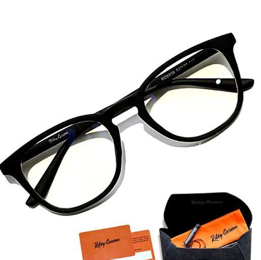 Save 40% on Riley Carson-Blue Light Blocking Glasses