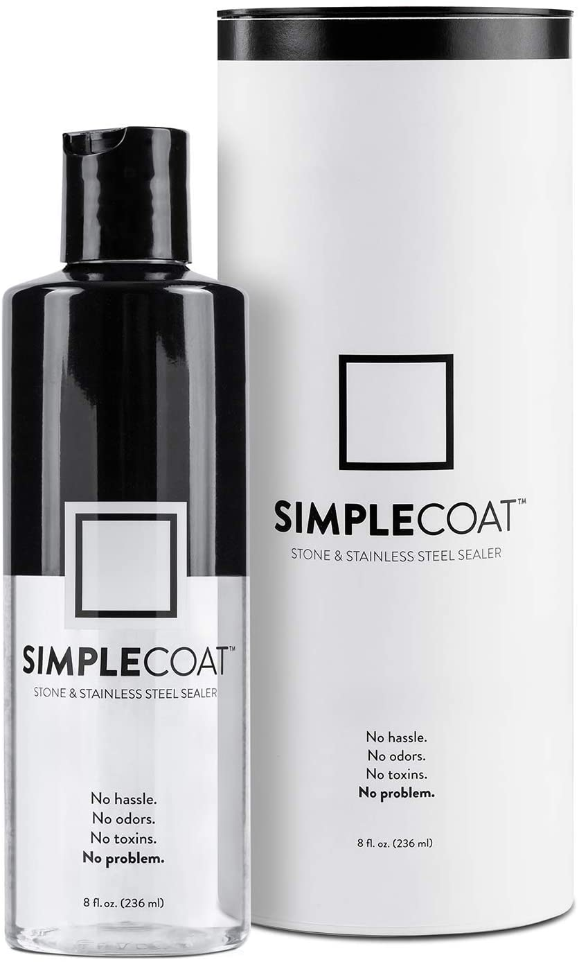 Save 5% on Simple Coat Natural Stone and Stainless Steel Sealer