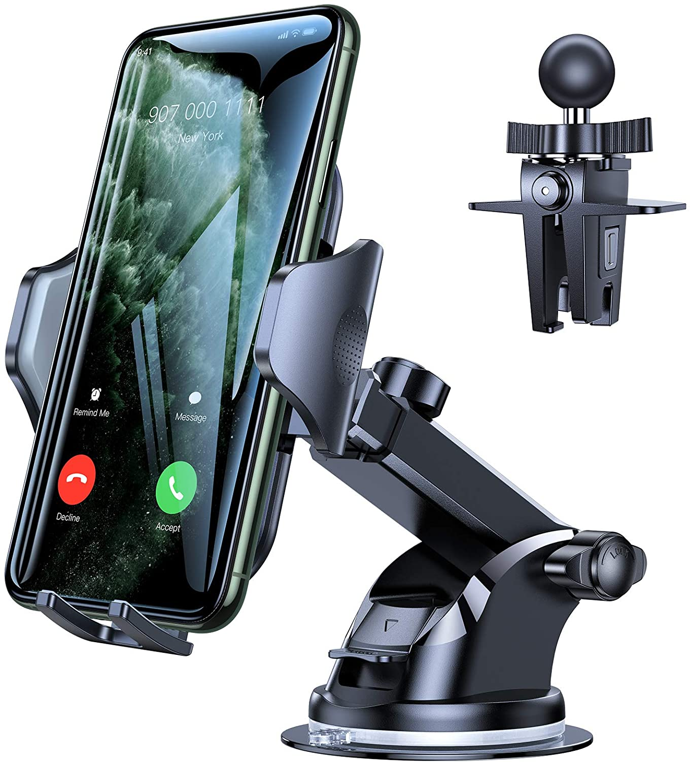 Save 5% on VICSEED Car Phone Mount, Long Suction Cup Phone Holder
